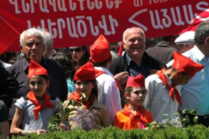 May 1 - Labor Day in Armenia