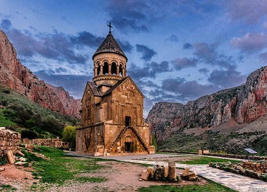 Монастырь Хор Вирап - село Арени - Нораванк: экскурсии по Армении из Еревана