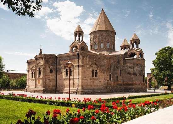St. Echmiadzin Cathedral