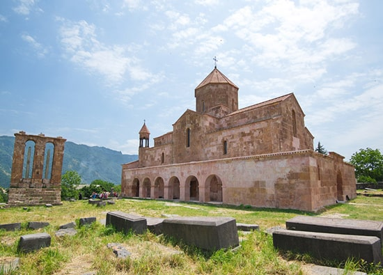 Excursion to Akhtala Monastery - Haghpat Monastery - Sanahin Monastery - Odzun Church