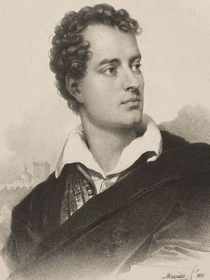 George Gordon (Lord) Byron (1788-1824)
