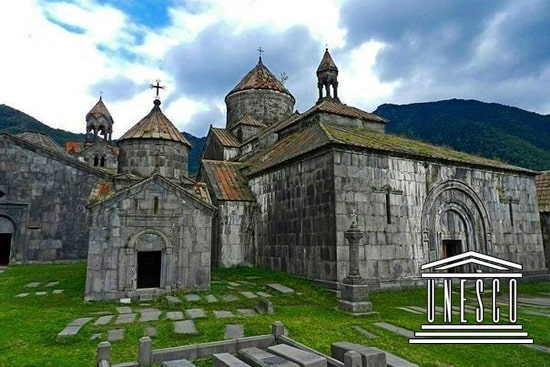All UNESCO Objects in Armenia (6 days/ 5 nights)