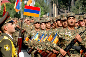 September 21 - Independence Day in Armenia