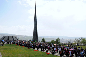 Day of Remembrance of the Victims of the 1915 Genocide in Armenia