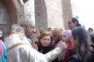 The Holiday of  Maternity and Beauty in Armenia - Tours to Armenia