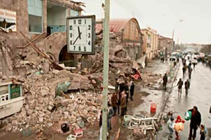 Remembrance day of victims of 1988 earthquake