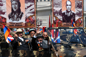 May 9 - Victory Day in the Great Patriotic War in Armenia