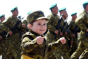 Armenia: Army Day