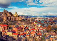City Tour durch Tbilisi