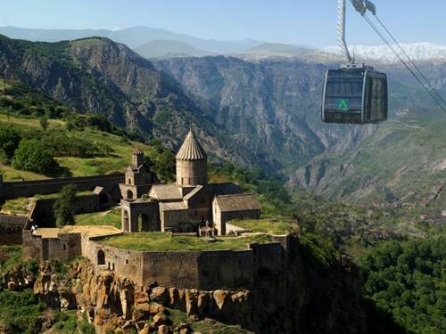 Discover Armenia, country of the Noah