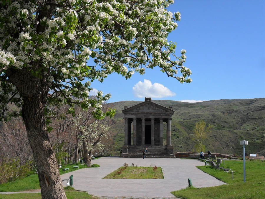 Tours to Armenia - Garni