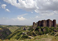 fortress of Amberd (Fortress of clouds, VII-XIII century)