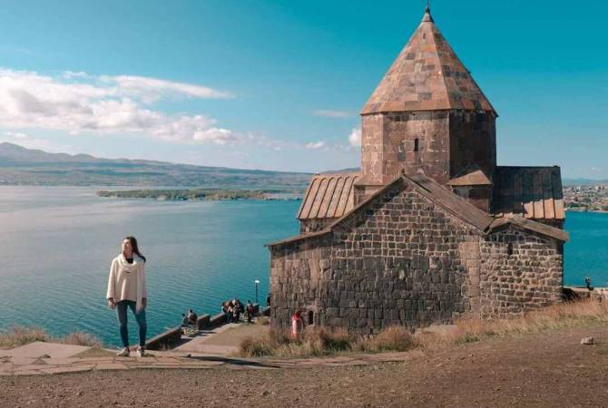 """The Heart of the Caucasus"" - Vlogger Eva zu Beck releases video about Armenia"