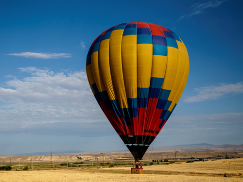 Ballooning - Adventure tour to Armenia (3 days / 2 nights)