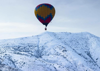 Hot Air Balloon Tours - Armenia