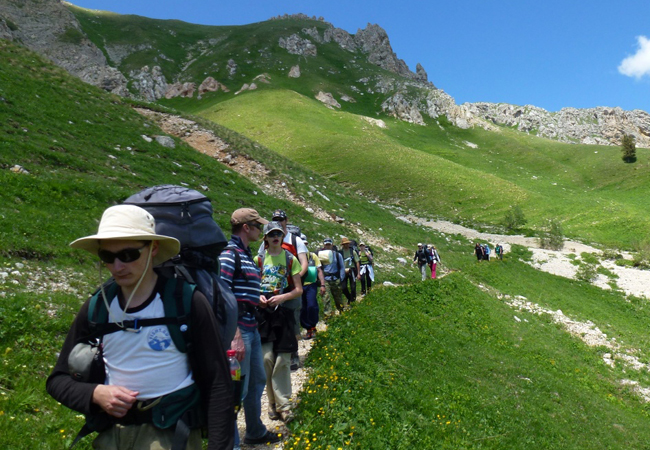"Walking tour in Armenia. Trekking ""To the origins of civilization"""