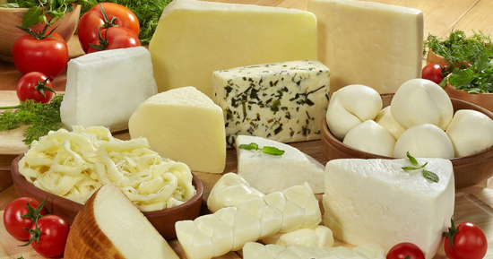 Cheese is a mandatory attribute of every Armenian table