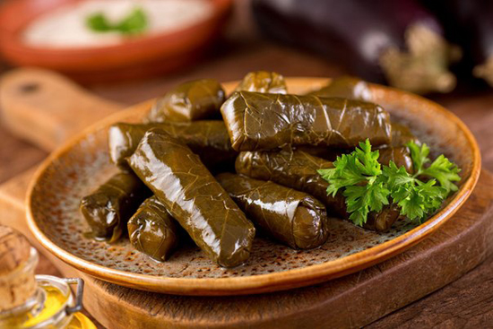 Armenian tolma (dolma) - Main dishes of Armenian cuisine are dishes of meat