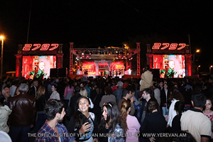 """There is a festival in Yerevan"". Thousands of citizens and guests of Yerevan took part in the first day celebration of ""Erebuni-Yerevan 2797"""
