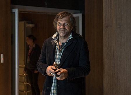 Emir Kusturica arrives in Armenia
