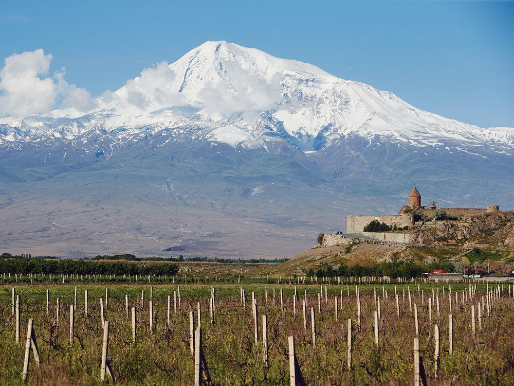 Wine tours to Armenia - Khor Virap