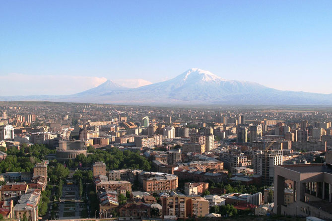 "Yerevan on CNN's list of 20 most beautiful ""must-visit"" cities in Europe"