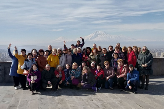 Corporate tours to Armenia, MICE-Group tours from the tour operator