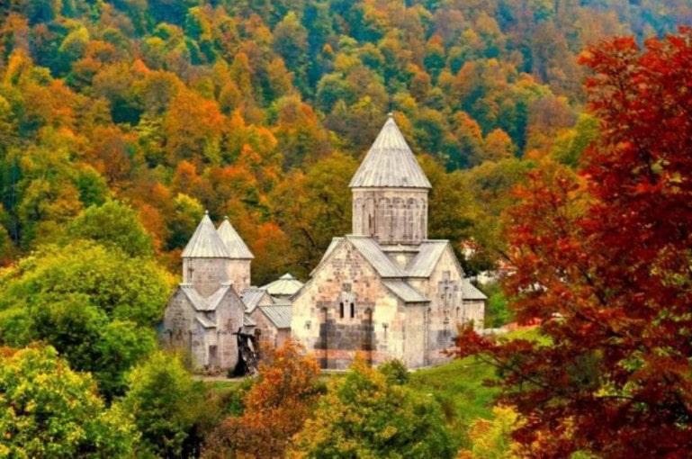 Туры в Ереван в ноябре, туры в Армению на ноябрьские праздники