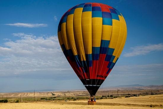 Туры в Армению - Экстрим - полет на воздушном шаре