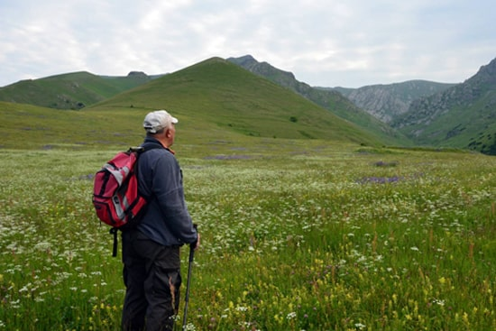 Hiking tours in Armenia, Active Vacations trips