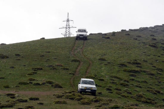 Jeep tour in Armenia - off road (7 days)
