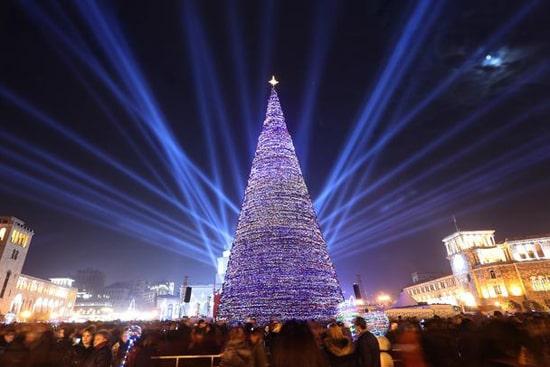 Туры в Армению на Новый год, новогодние туры в Ереван