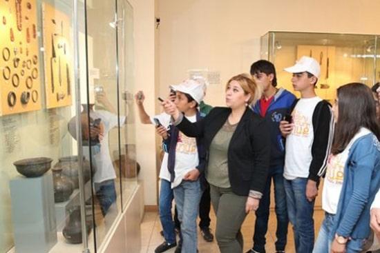 Школьный тур в Армению - тур в Армению на школьные каникулы - Познавательный тур для детей
