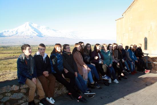 Образовательные экскурсии по Армении для школьных групп