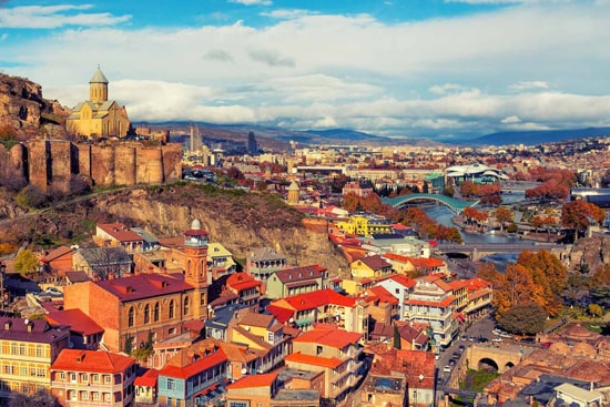 Sightseeing tour in Tbilisi