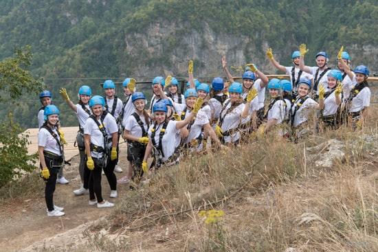 Teambuilding in Armenia