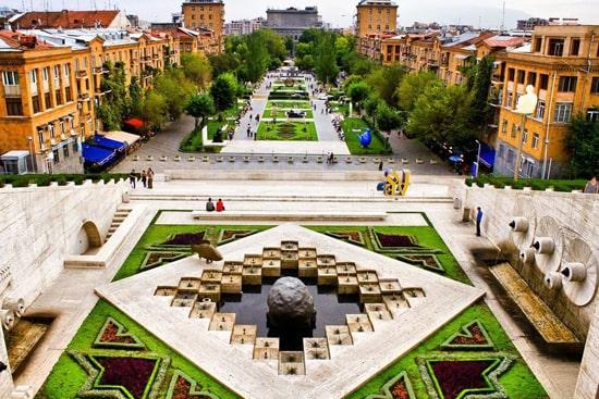 Туры в Армению из Москвы (5 дней/ 4 ночи)