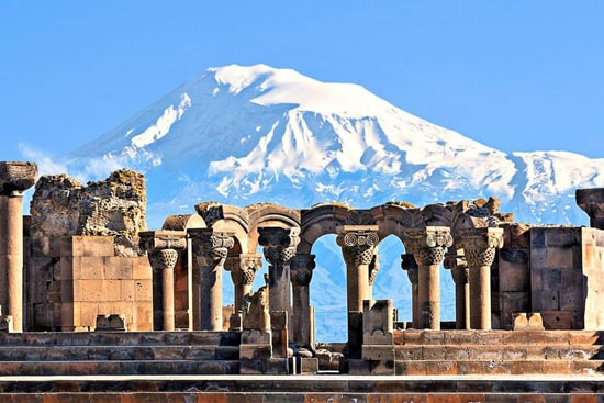 Туры в Армению из Санкт-Петербурга, отдых в Армении из Питера